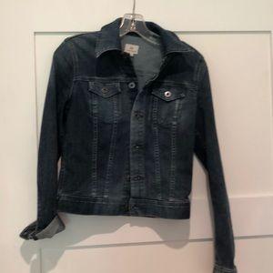 AG Robyn denim jacket.  Nearly new.  Anthro